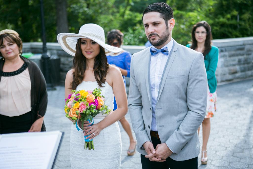 Photo 5 Wedding at Belvedere Castle in Central Park | VladLeto