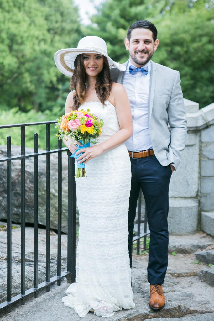 Photo 9 Wedding at Belvedere Castle in Central Park | VladLeto