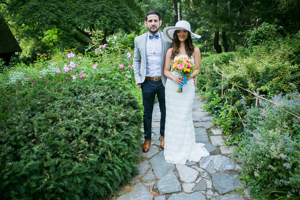 Photo 23 Wedding at Belvedere Castle in Central Park | VladLeto