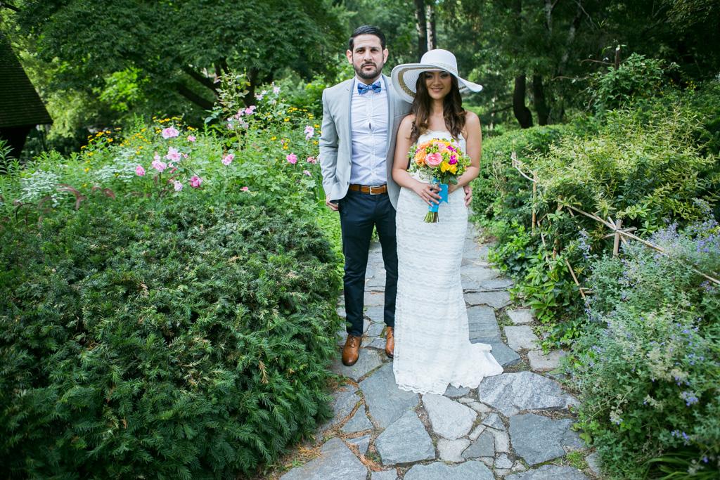 Photo 13 Wedding at Belvedere Castle in Central Park | VladLeto