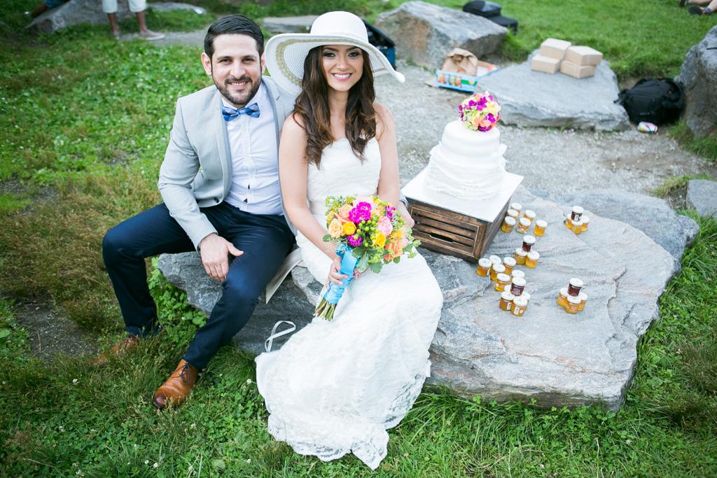 Photo 25 Wedding at Belvedere Castle in Central Park | VladLeto