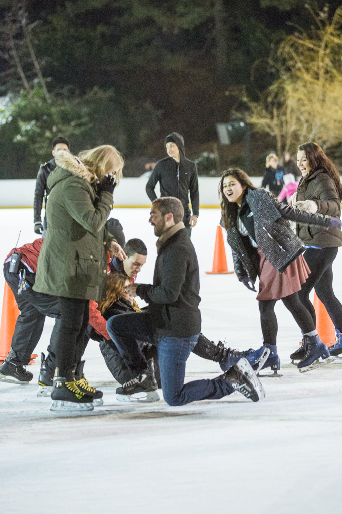 Photo 4 Holiday Season is the most popular time to propose in NYC   VladLeto