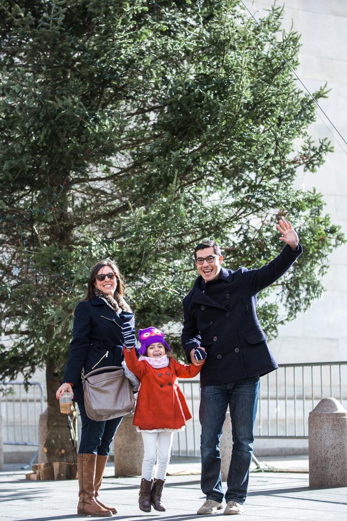 Photo Secret Proposal at Washington square park | VladLeto