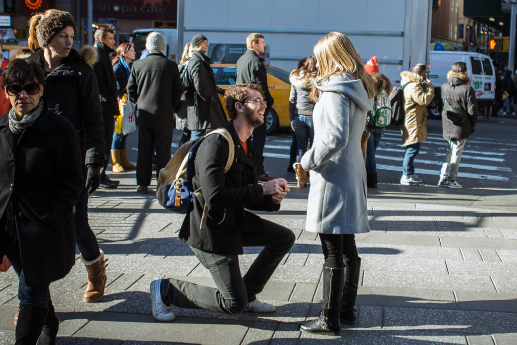 [New York Times square secret proposal ]– photo[2]