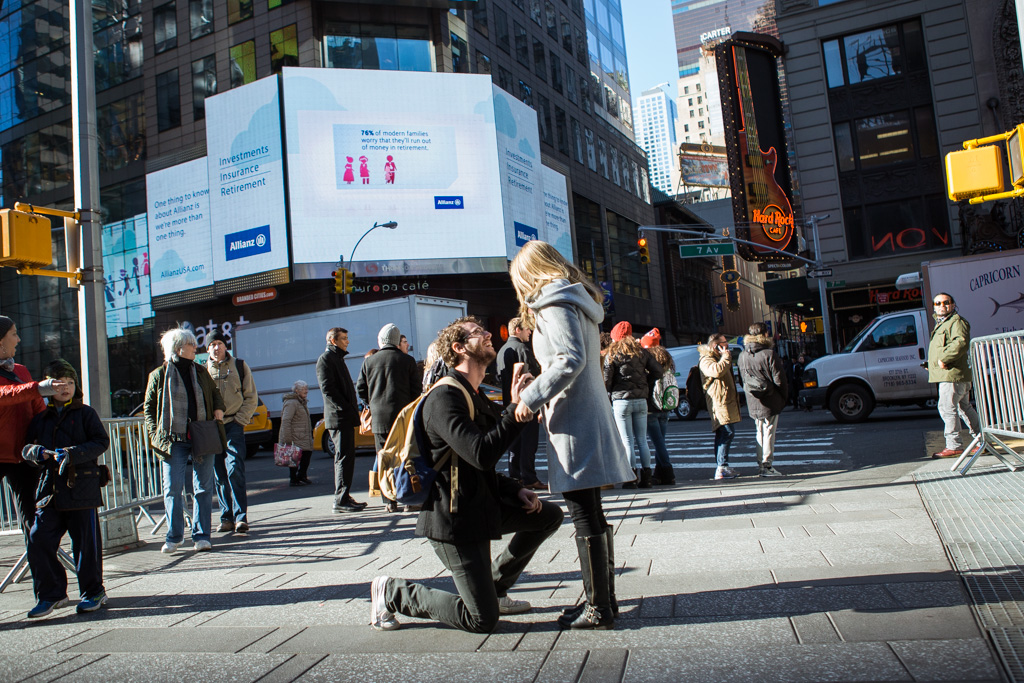 [New York Times square secret proposal ]– photo[4]