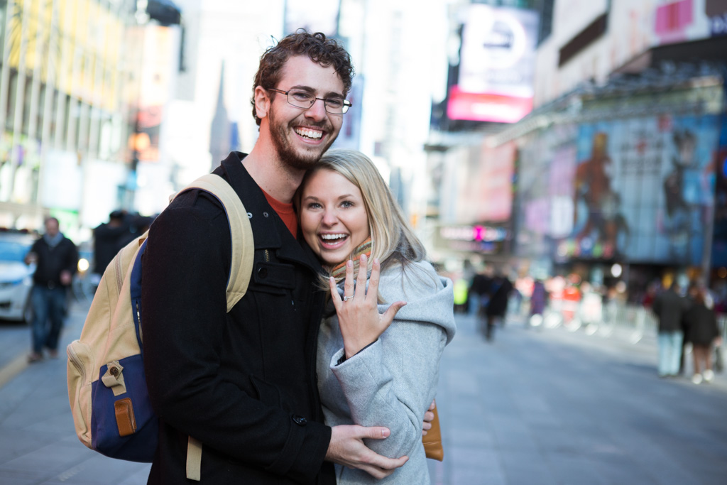 [New York Times square secret proposal ]– photo[1]