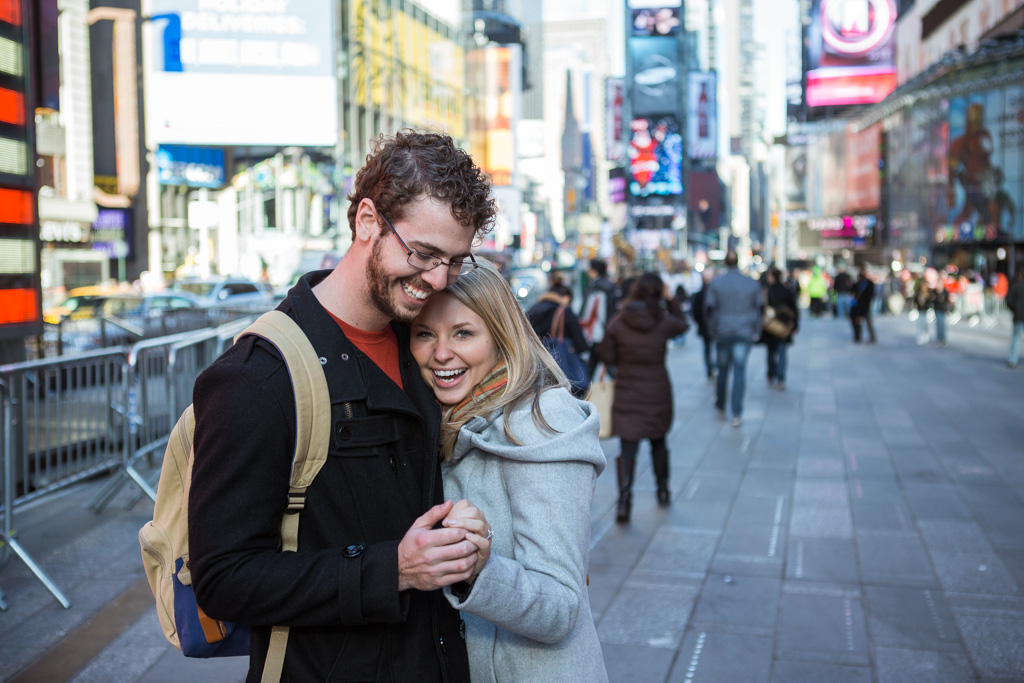 [New York Times square secret proposal ]– photo[7]
