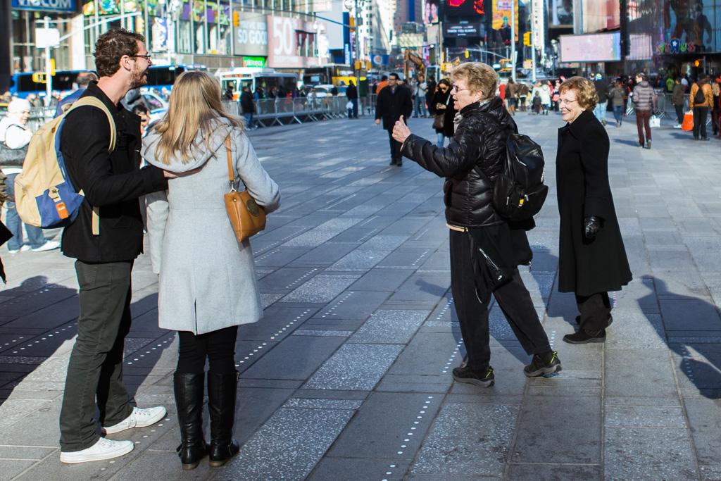 Photo 12 New York Times square secret proposal   VladLeto