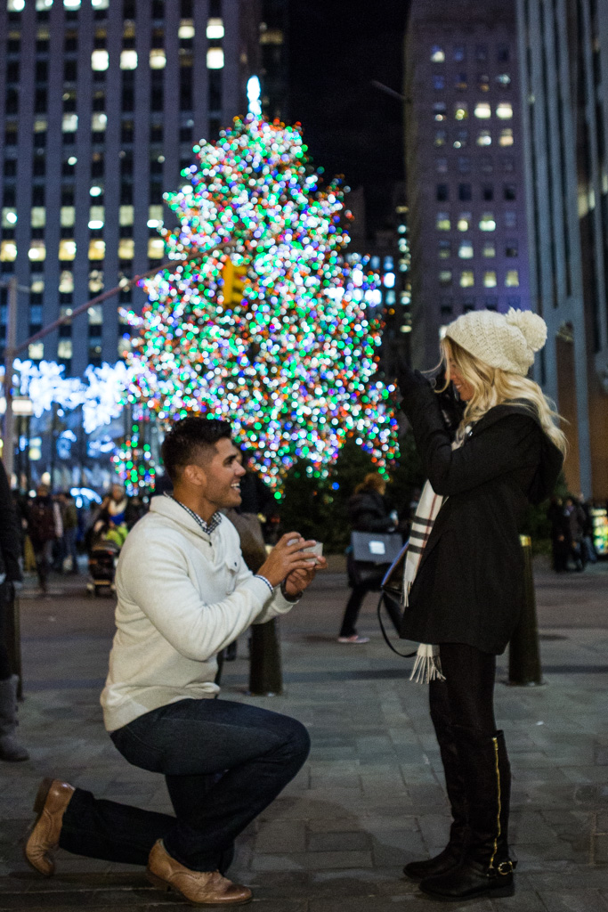 [Proposal by the Christmas tree Rockefeller Center]– photo[1]