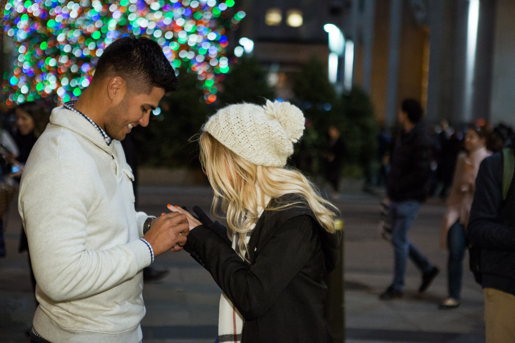 [Proposal by the Christmas tree Rockefeller Center]– photo[3]