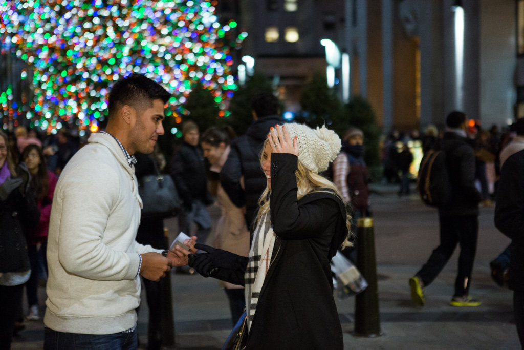 [Proposal by the Christmas tree Rockefeller Center]– photo[4]
