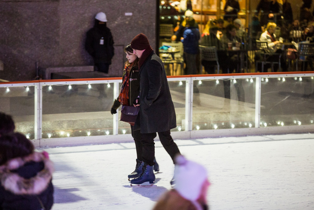 Photo 3 The Rink at Rockefeller Center Proposal | VladLeto