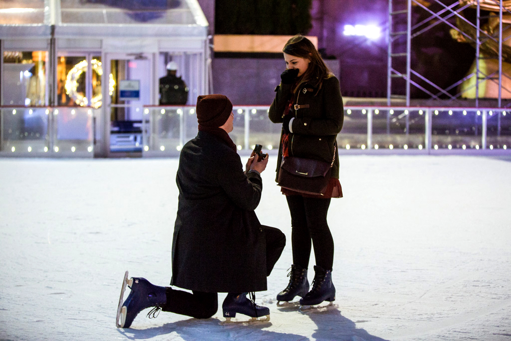 Photo The Rink at Rockefeller Center Proposal | VladLeto