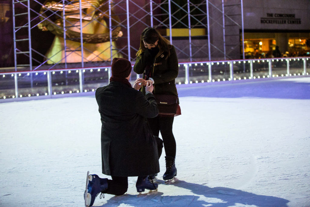 Photo 7 The Rink at Rockefeller Center Proposal | VladLeto