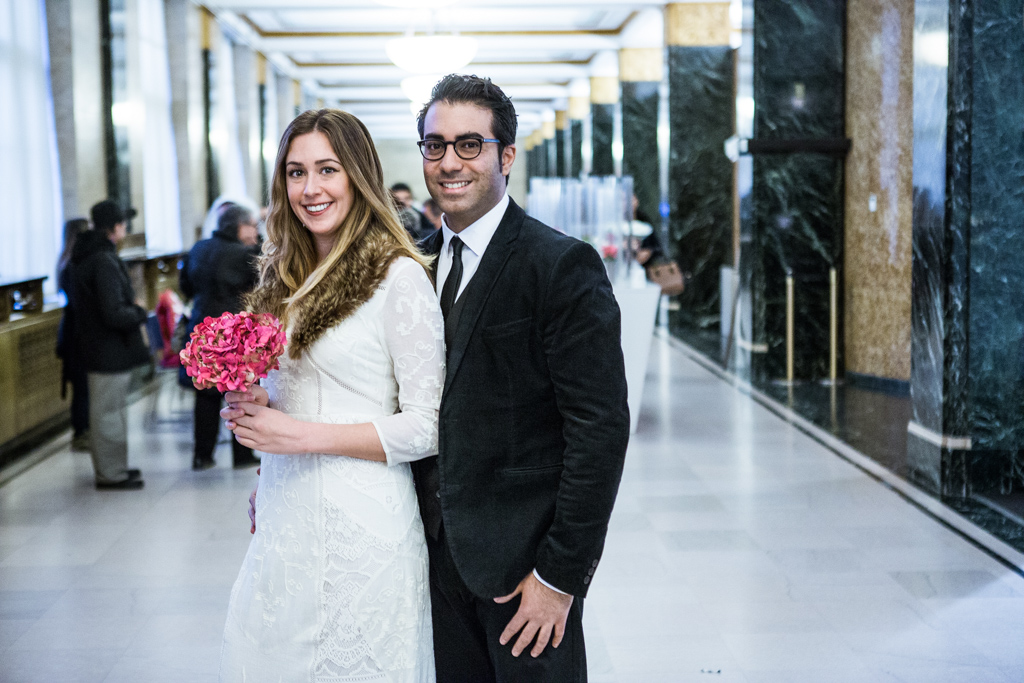 [City Hall Wedding]– photo[1]