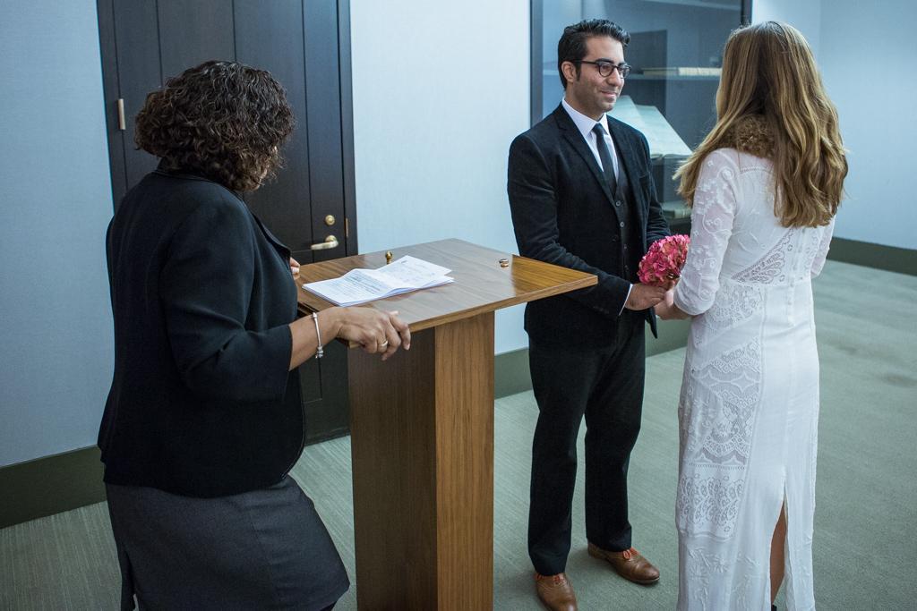 Photo 5 City Hall Wedding 2  VladLeto