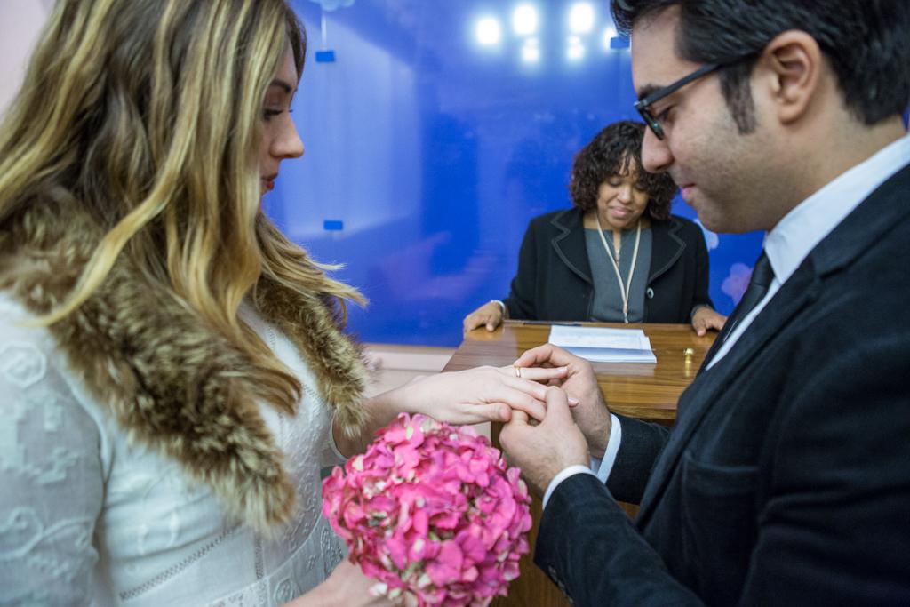 Photo 6 City Hall Wedding 2  VladLeto