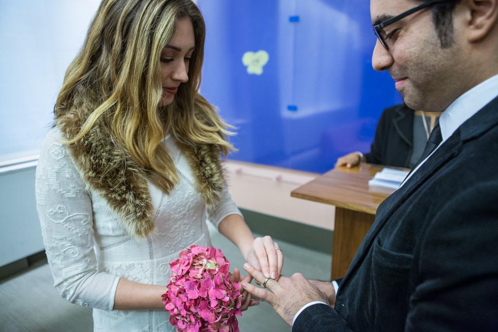 Photo 7 City Hall Wedding 2  VladLeto