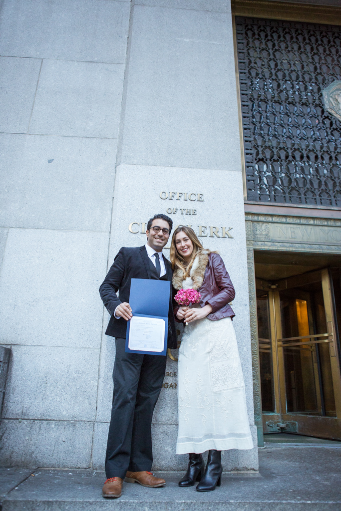 Photo 8 City Hall Wedding 2  VladLeto