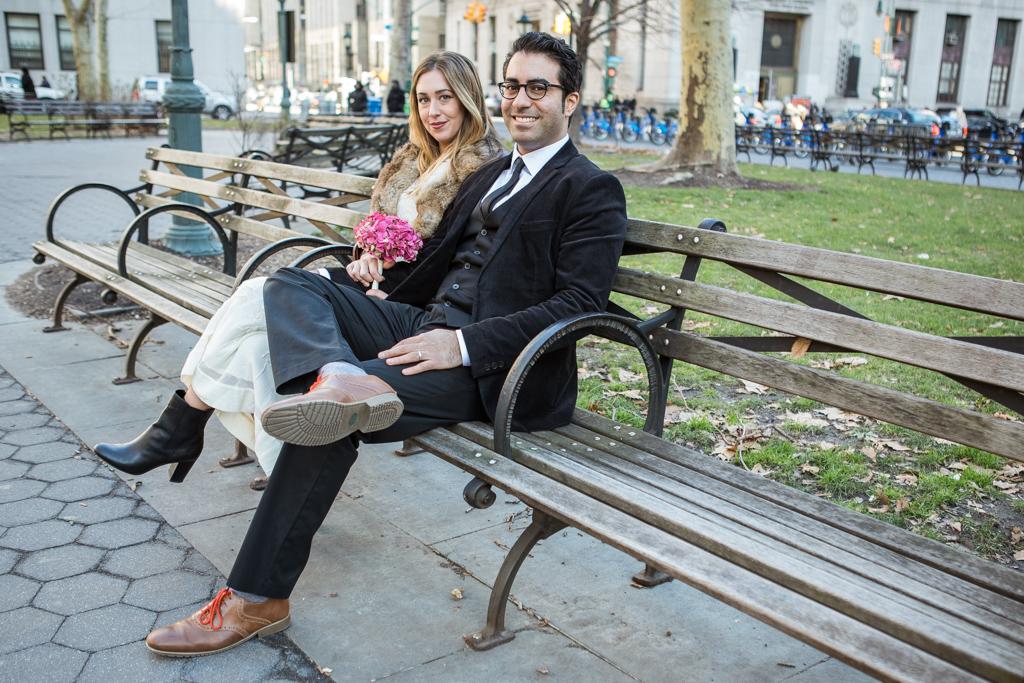 Photo 10 City Hall Wedding 2  VladLeto