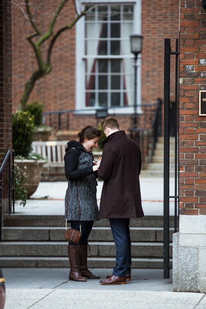 Photo 5 Marriage proposal by NYU School of Law | VladLeto