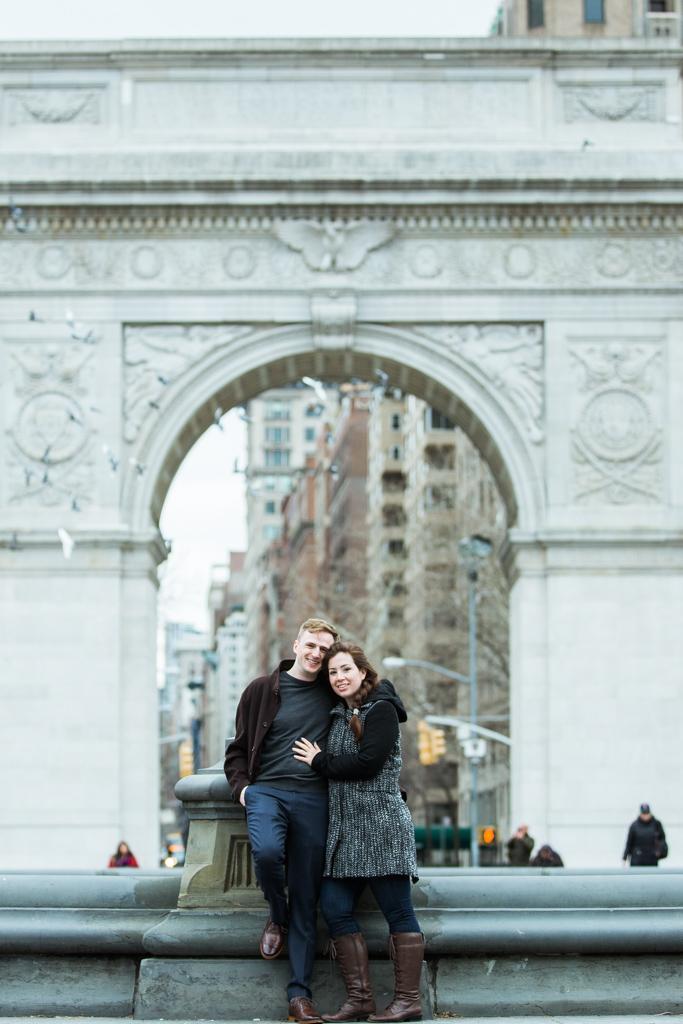 Photo 8 Marriage proposal by NYU School of Law | VladLeto