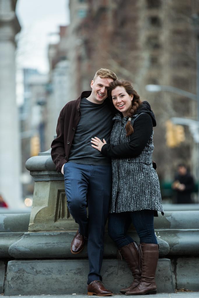 Photo 9 Marriage proposal by NYU School of Law | VladLeto