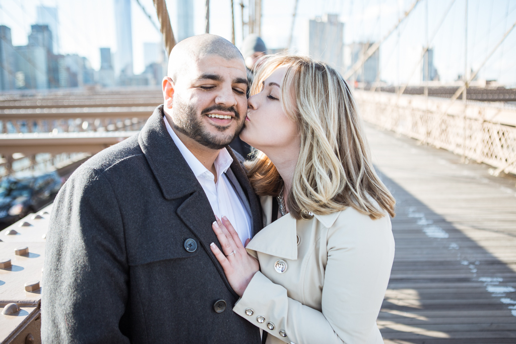 Photo 9 Marriage proposal at Brooklyn bridge | VladLeto
