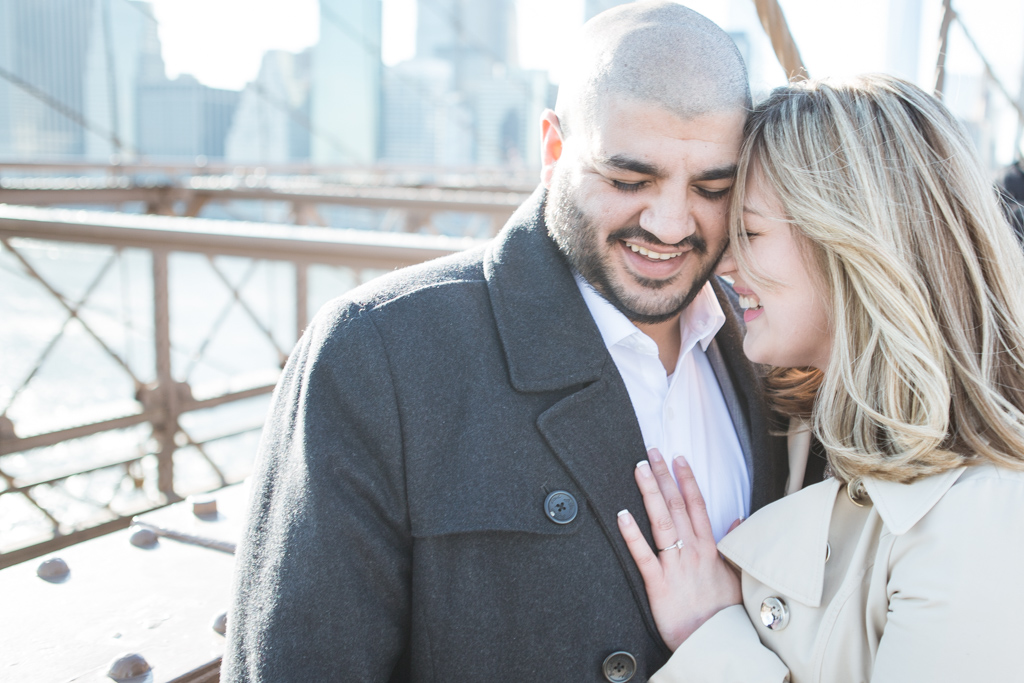 [Marriage proposal at Brooklyn bridge]– photo[6]