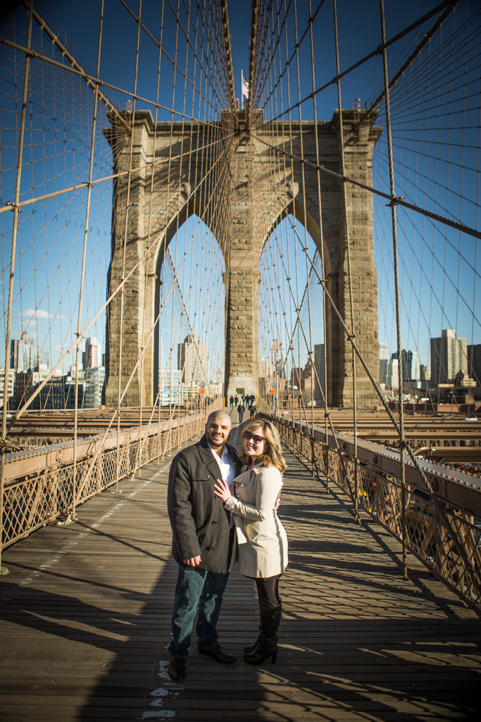 Photo 17 Marriage proposal at Brooklyn bridge | VladLeto