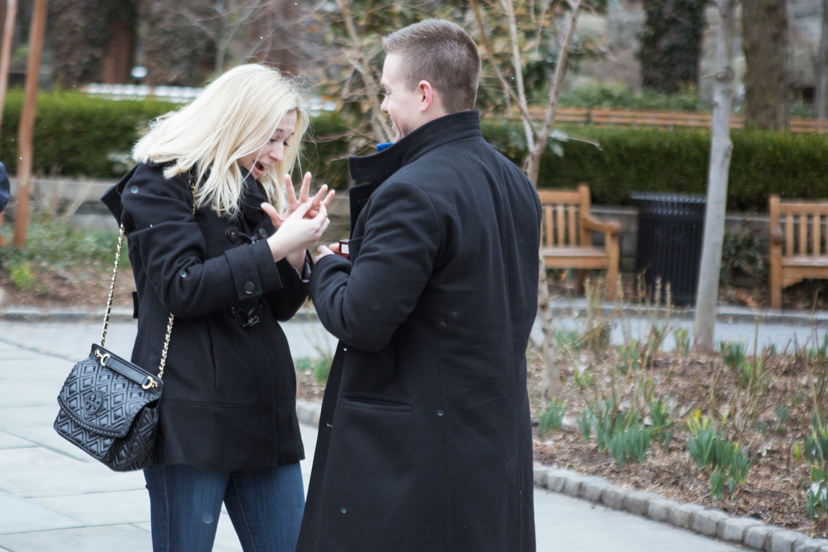 Photo 5 Marriage Proposal in Central Park Zoo | VladLeto