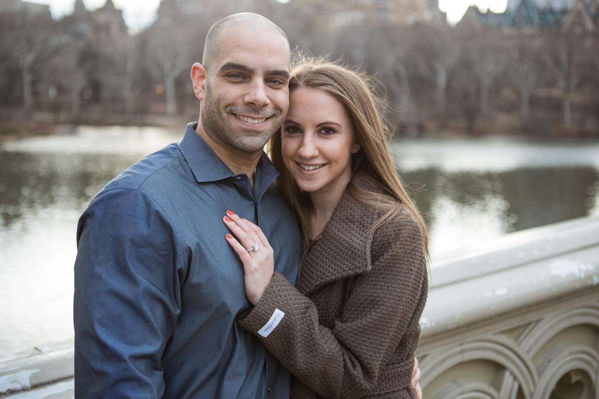 [Bow Bridge Marriage Proposal]– photo[4]