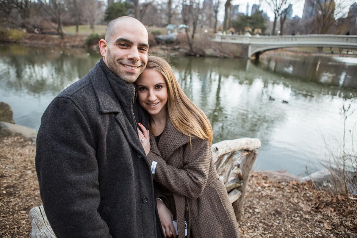 [Bow Bridge Marriage Proposal]– photo[6]