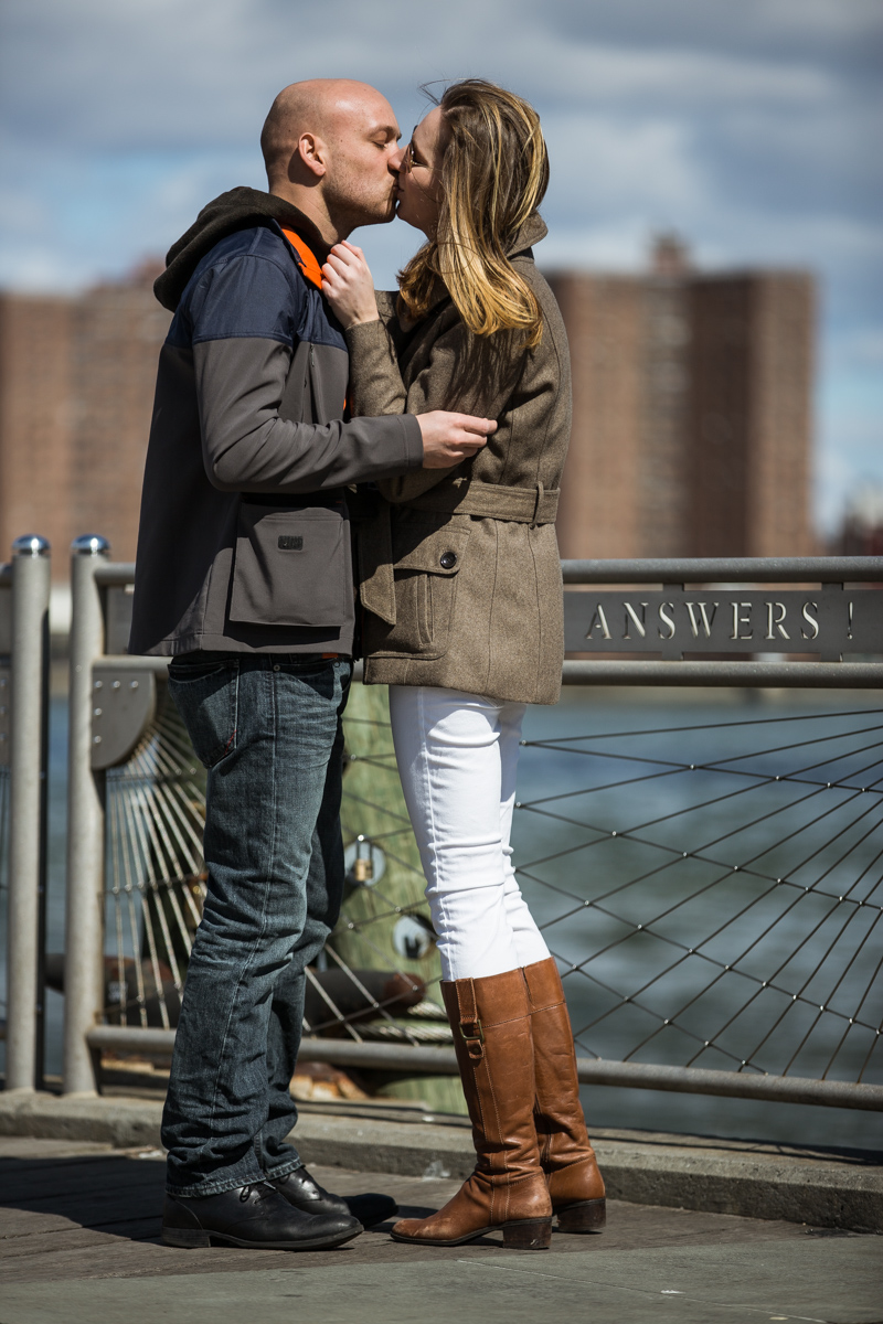 Photo 11 Marriage proposal at Brooklyn Bridge Park | VladLeto