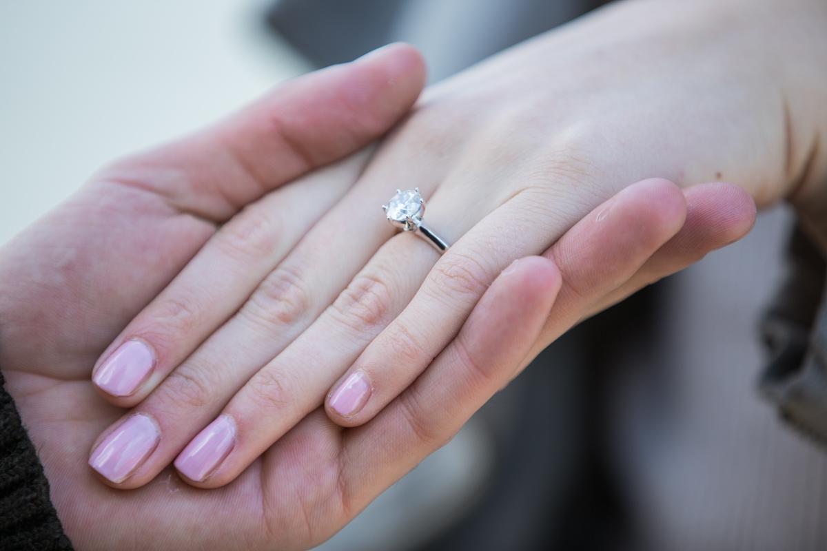 Photo 29 Marriage proposal at Brooklyn Bridge Park | VladLeto