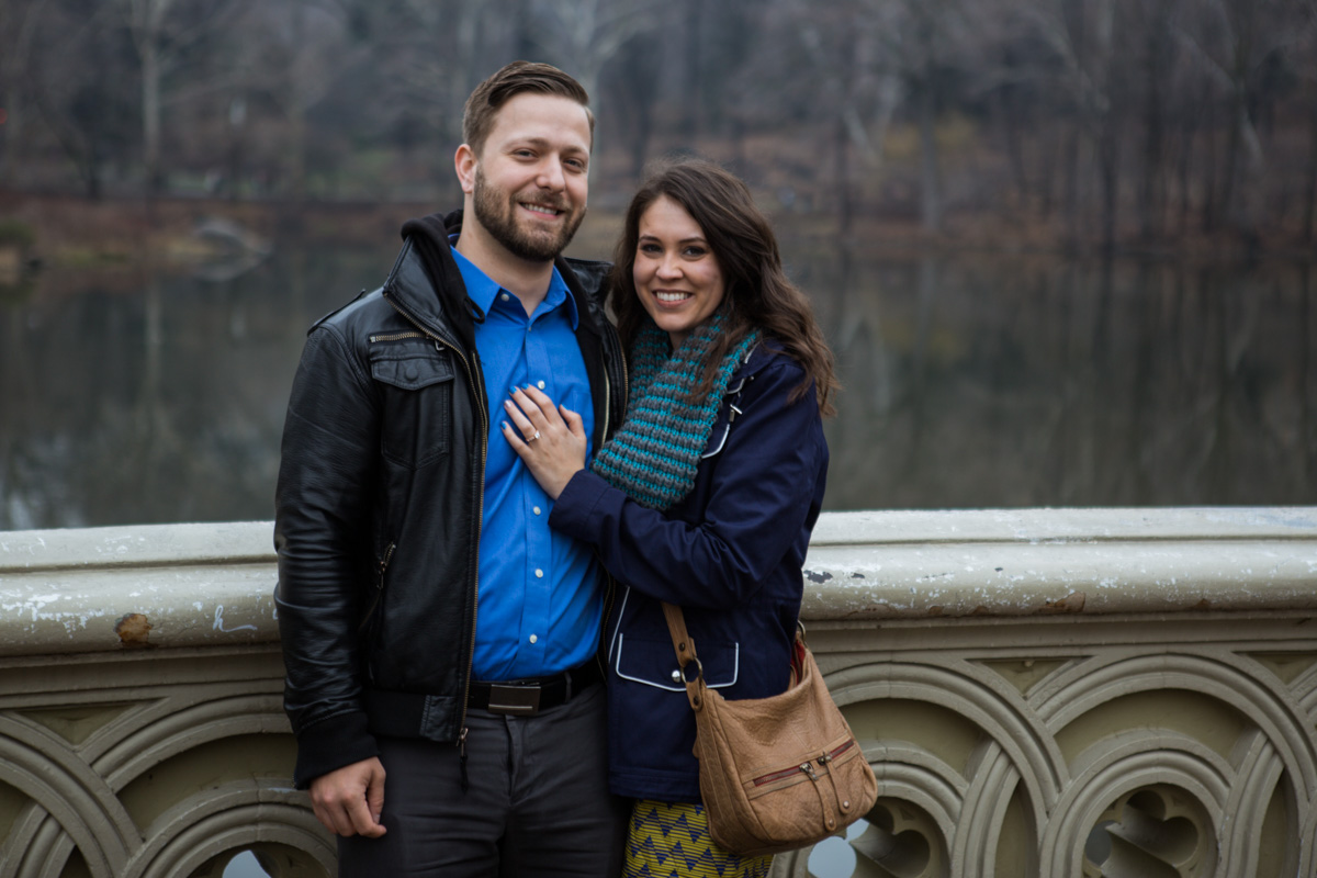 [Bow Bridge surprise Wedding Proposal]– photo[4]