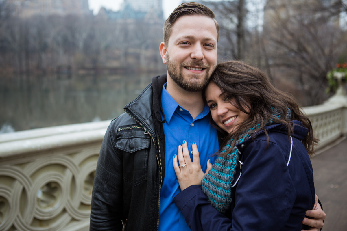 [Bow Bridge surprise Wedding Proposal]– photo[5]