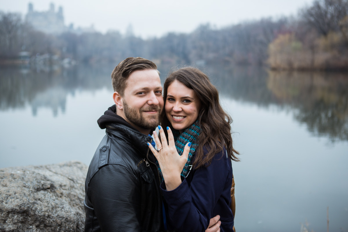 Photo 12 Bow Bridge surprise Wedding Proposal. | VladLeto