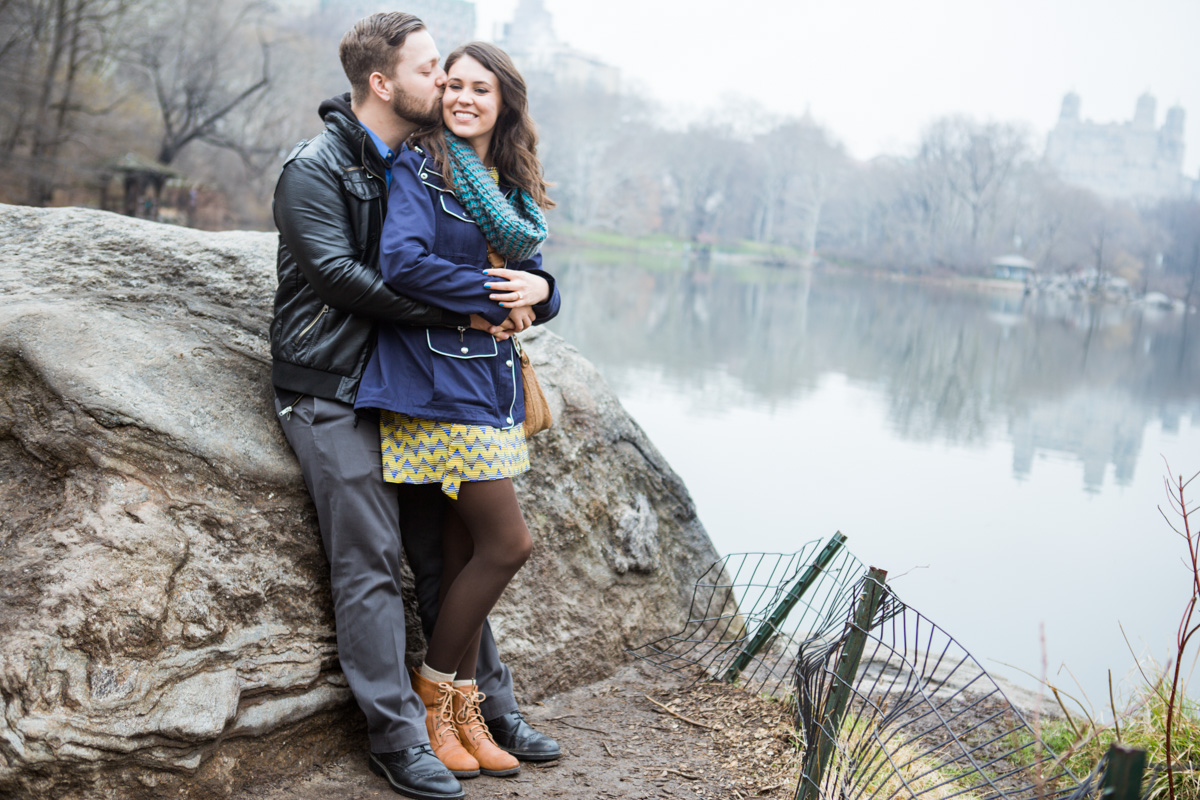 Photo 25 Bow Bridge surprise Wedding Proposal. | VladLeto