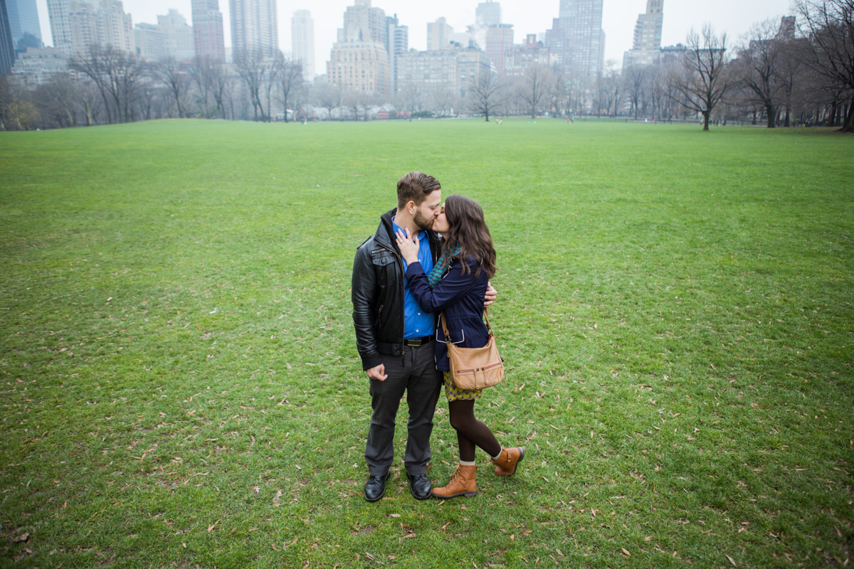 [Bow Bridge surprise Wedding Proposal]– photo[1]