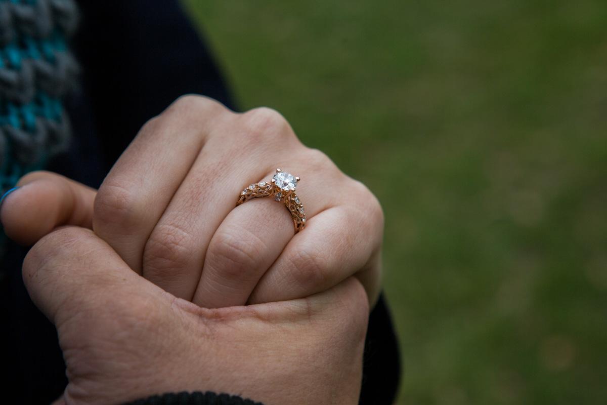 Photo 17 Bow Bridge surprise Wedding Proposal. | VladLeto