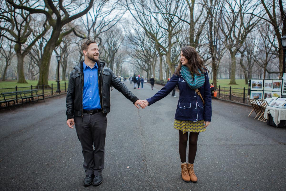Photo 16 Bow Bridge surprise Wedding Proposal. | VladLeto
