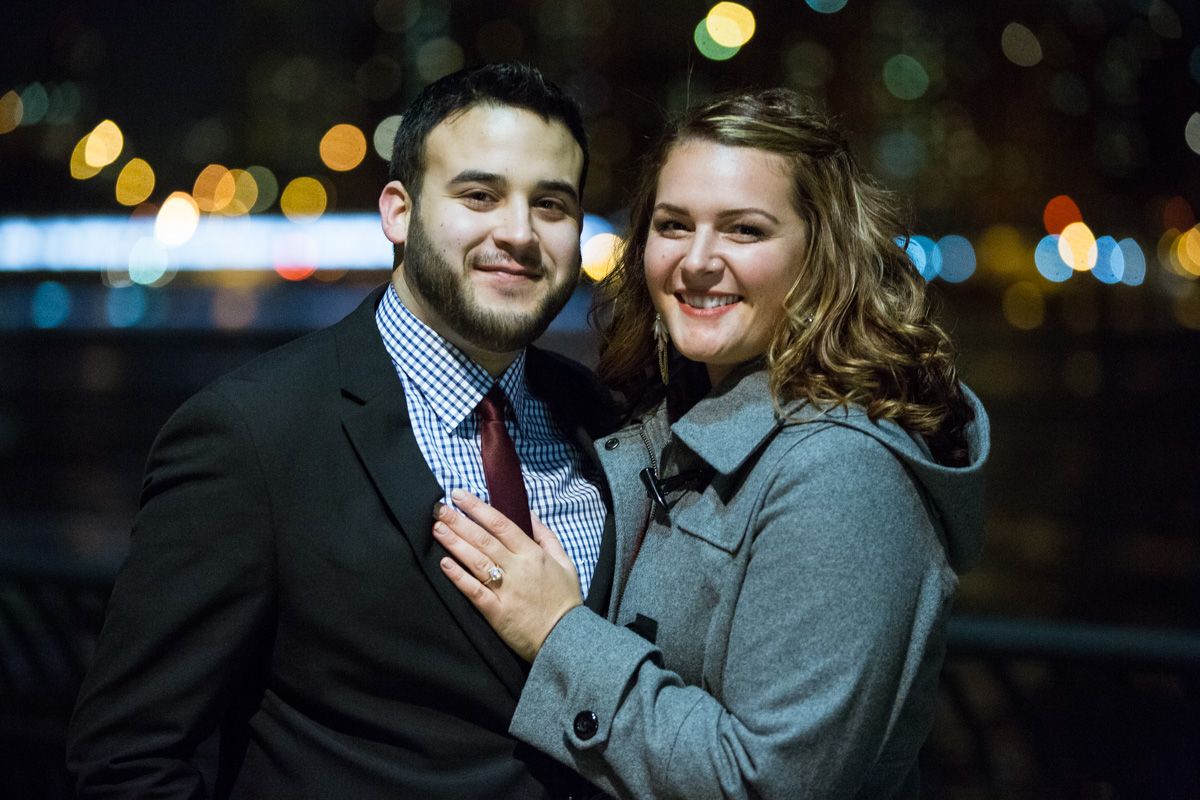 Photo Surprise Proposal by Brooklyn Bridge. | VladLeto