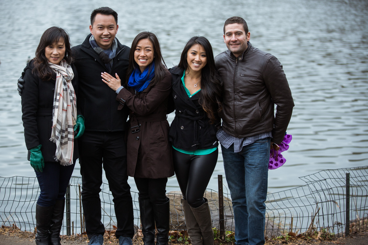 Photo 13 Surprise Proposal at Ladies Pavilion in Central Park | VladLeto