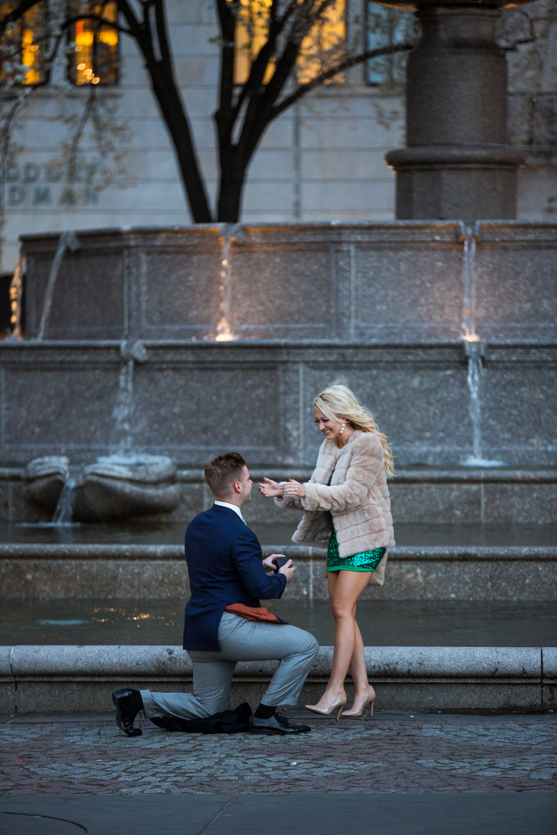 Photo 4 Marriage Proposal by Plaza Hotel | VladLeto