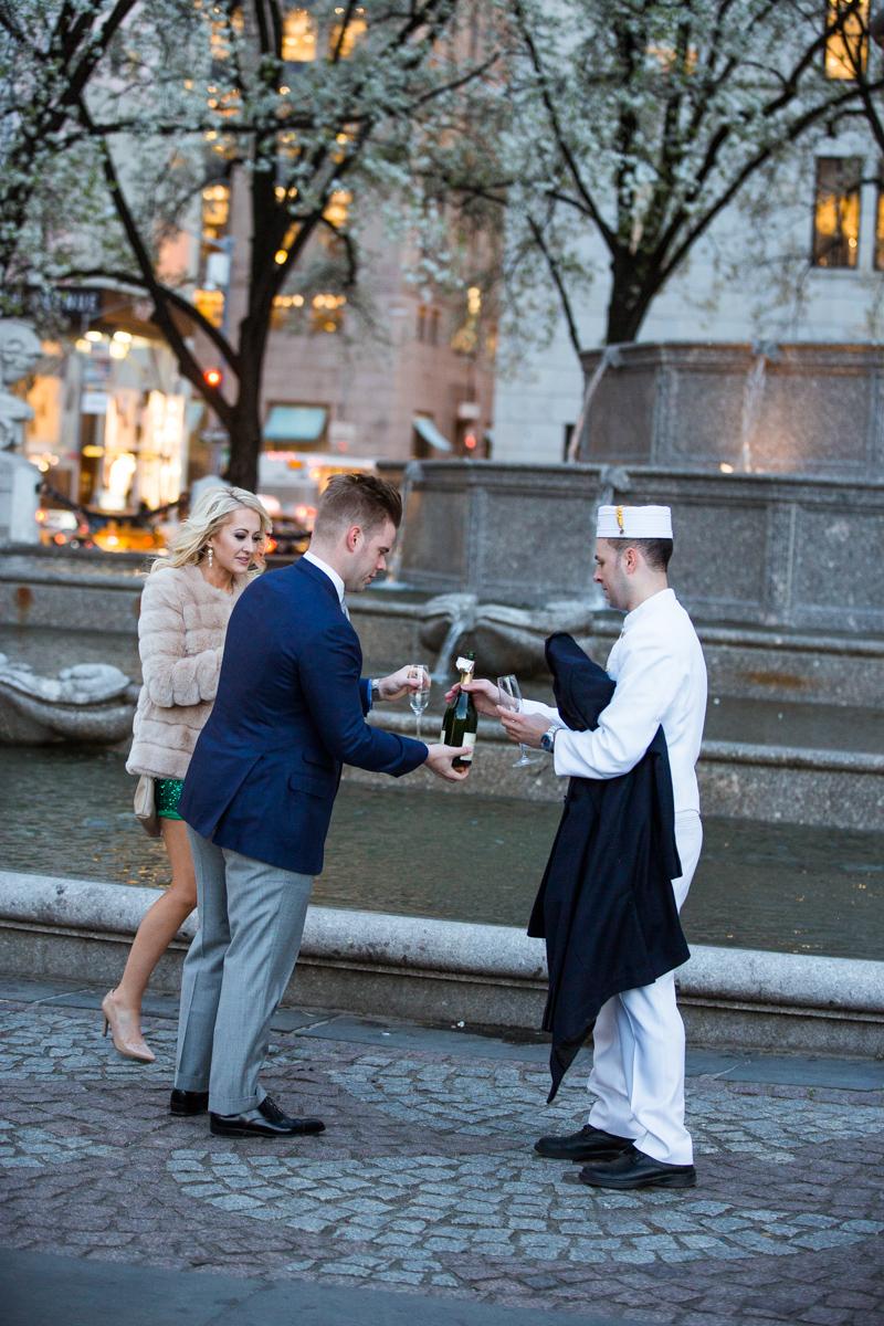 Photo 4 Marriage Proposal by Plaza Hotel | VladLeto