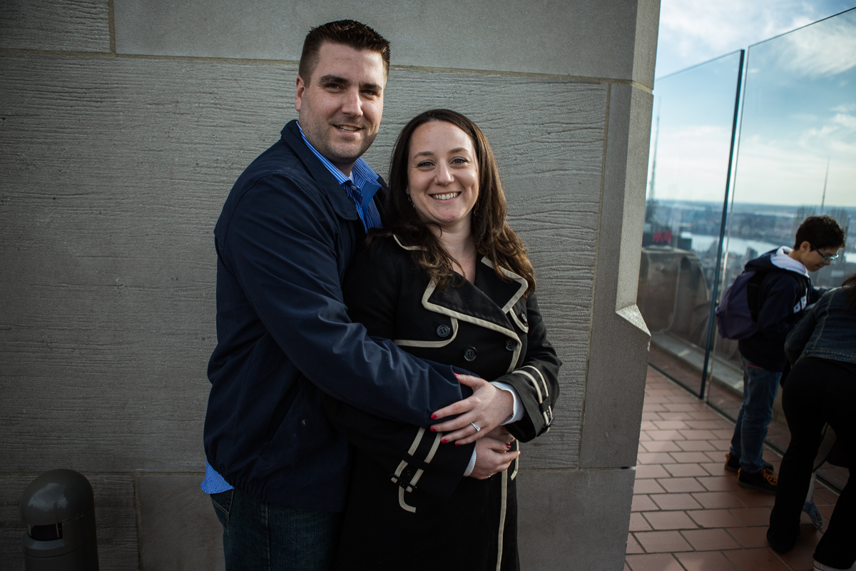 Photo 9 Marriage proposal at Top of The Rock | VladLeto