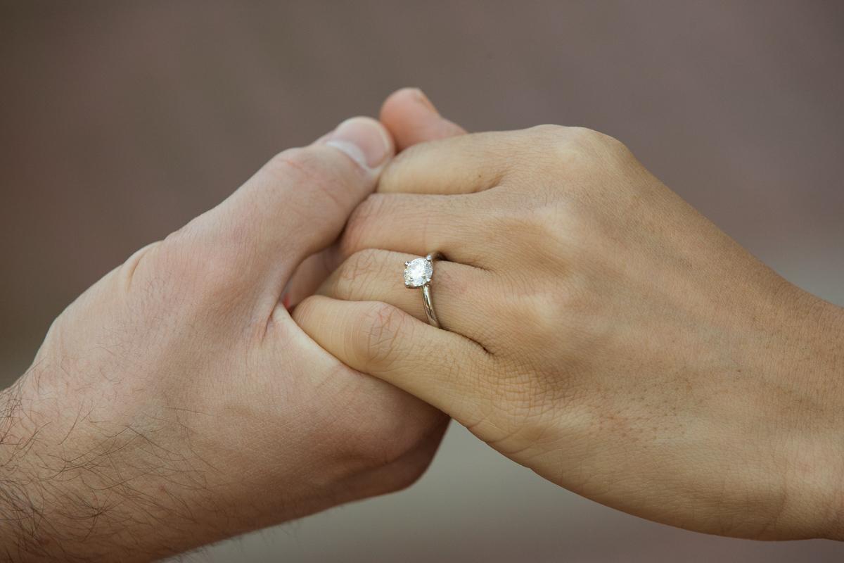 Photo 9 Bethesda Fountain marriage proposal | VladLeto