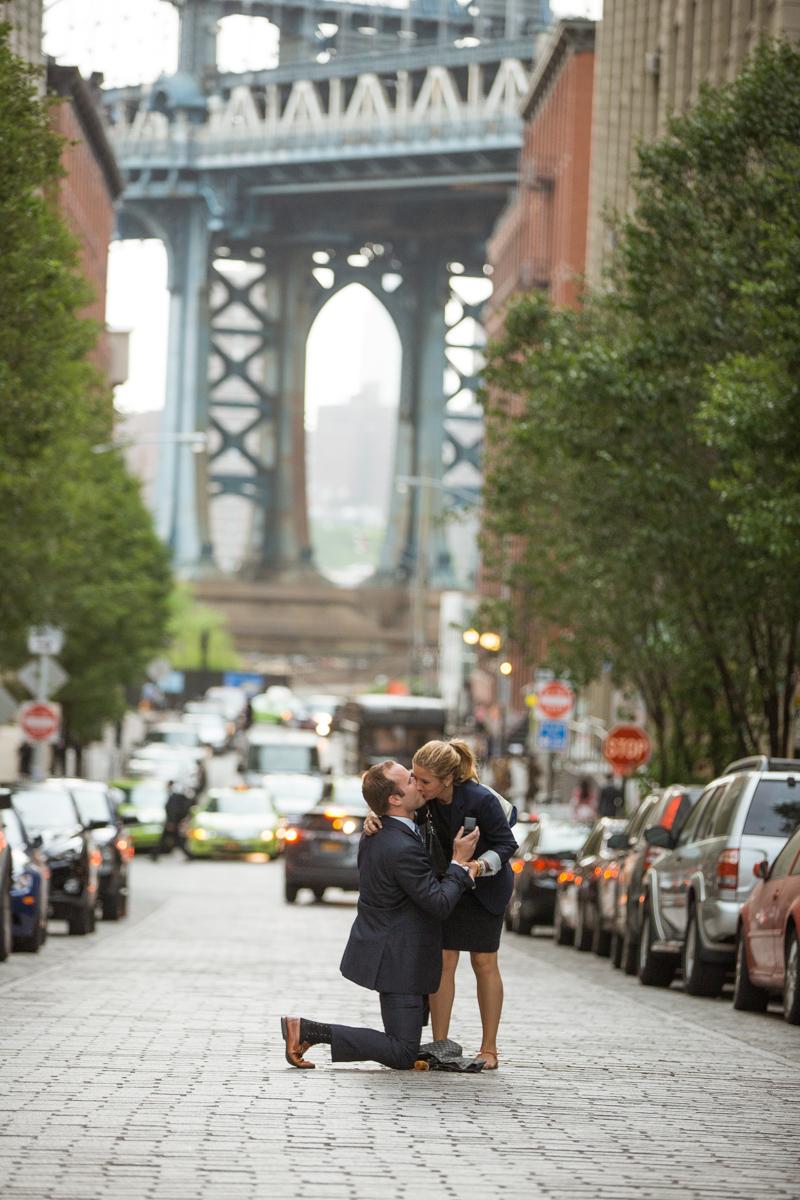 [Secret Proposal in Dumbo, Brooklyn]– photo[2]