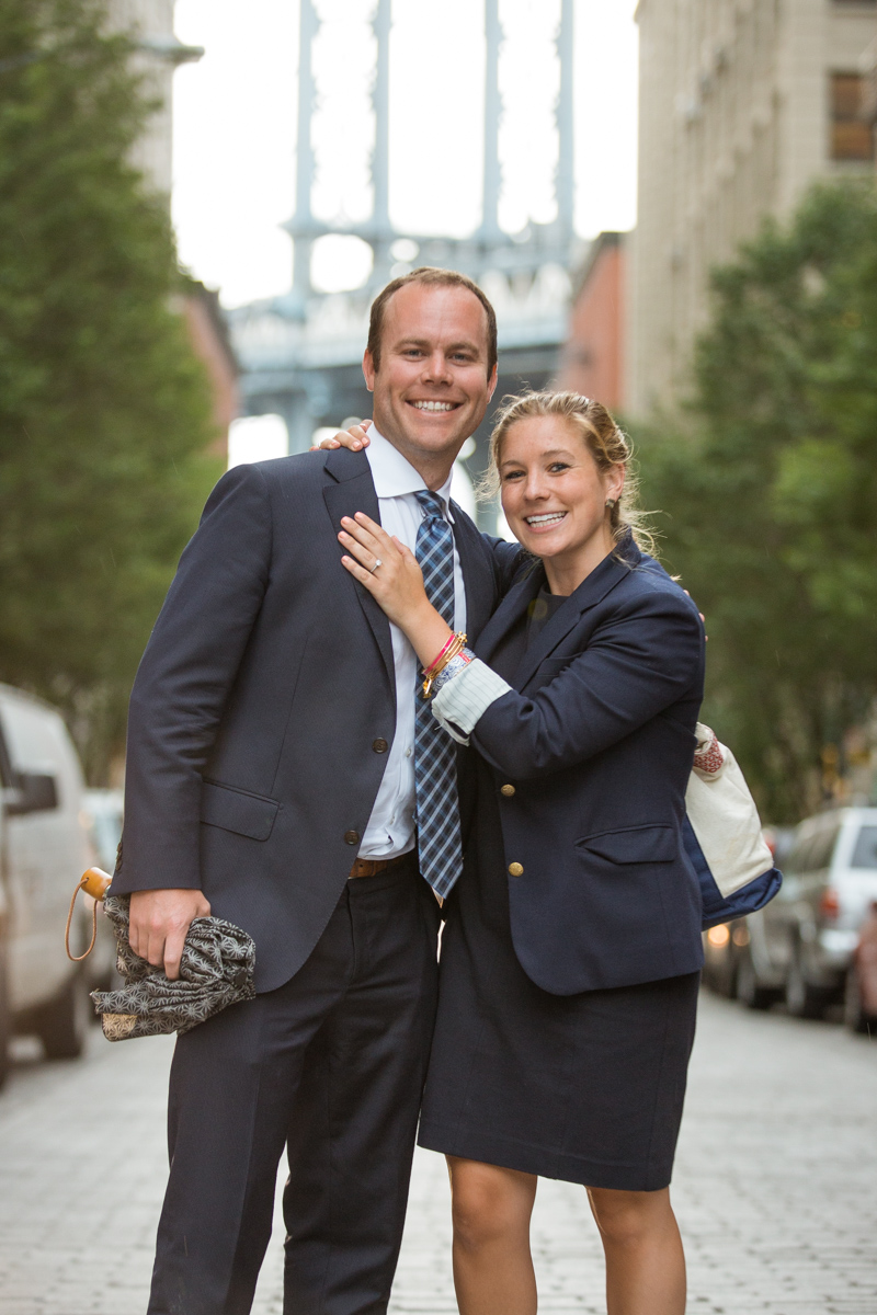 Photo 6 Secret Proposal in Dumbo, Brooklyn | VladLeto